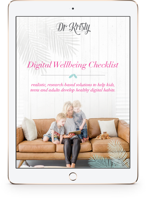 digital-wellbeing-checklist-ipad